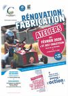 ATELIERS RENOVATION/FABRICATION CAISSES A SAVON