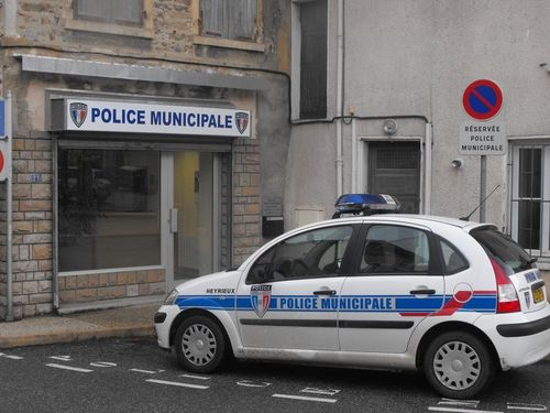 Police Municipale Heyrieux