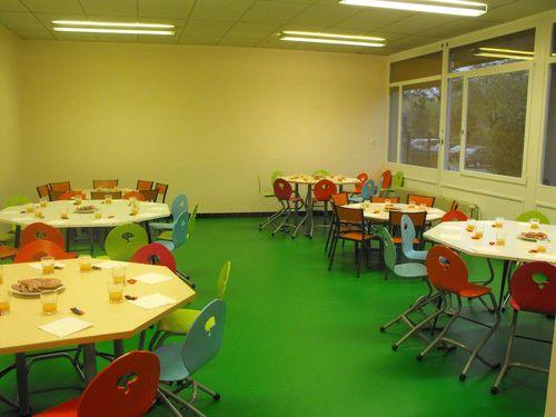 Restaurant scolaire Heyrieux