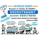 JA HEYRIEUX RUGBY